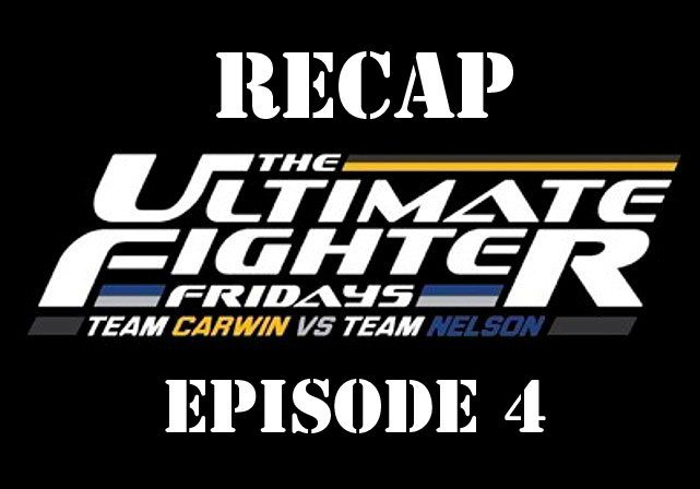 The Ultimate Fighter (TUF 16) Episode 4