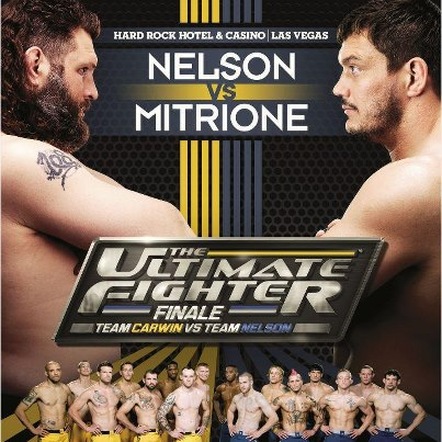 Matt Mitrione vs Roy Nelson Training for TUF 16