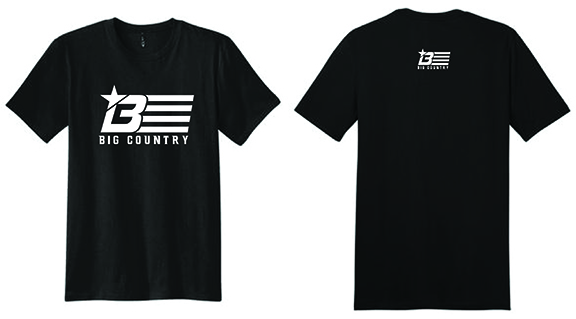 NEW BIG COUNTRY T-SHIRT